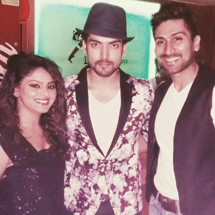Gurmeet, Supriya Kumari and Rishikeish Ingle