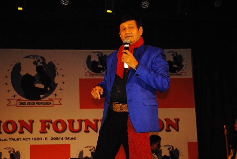 Jr Dev Anand Mr Kishore Bhanushali