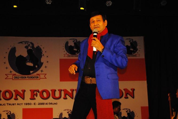 Jr Dev Anand Mr Kishore Bhanushali