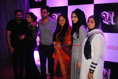 Parvez Neha Nadeem Rati Agnihotri Ayesha And Hafiza
