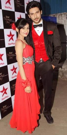 Farnaz Shetty and Shivin Narang