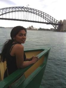 Usha Jadhav in Australia