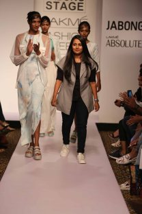 Anurima Majhi at Lakme Fashion Week Summer Resort 2015 (16)