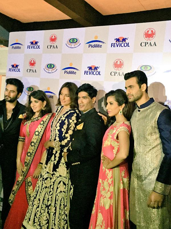 Cancer Aid Association, Manish Malhotra, Sonakshi Sinha, Sophie Chaudhry, Freddy Daruwala, Shekhar, Shaina