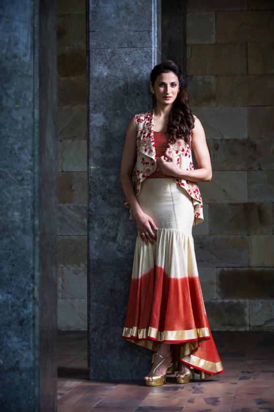 Designer Shilpa Reddy -Lakme Fashion Week collection 1