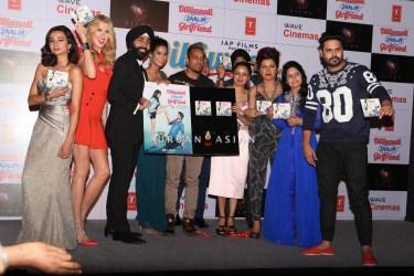 Dilliwaali Zaalim Girlfriend music launch!