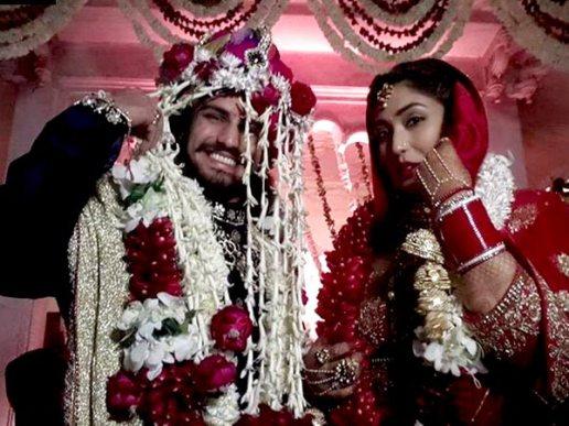 Rajat Tokas and Shristi Nayyar