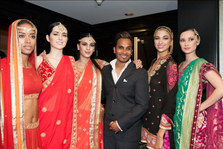 Reggie Benjamin attended the launch party of Miss Duniya Global Pageant 2015, Los Angeles, California