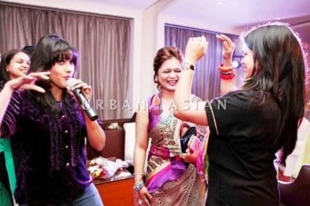 Sagarika Deb during the Bollywood Performance 3