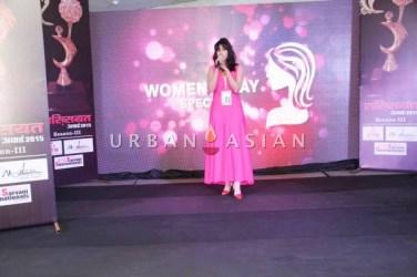 Sagarika Deb during the performance of 'O Ri Chiraiya' 2