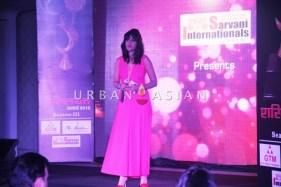Sagarika Deb during the performance of 'O Ri Chiraiya' 4