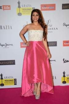 01-Tanishaa Mukerji At Grazia Awards