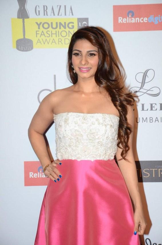04-Tanishaa Mukerji At Grazia Awards