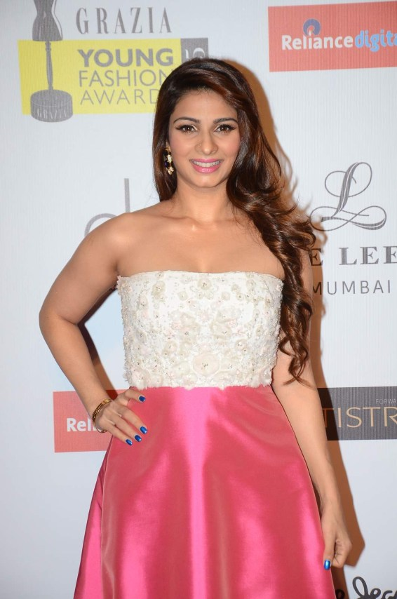 06-Tanishaa Mukerji At Grazia Awards