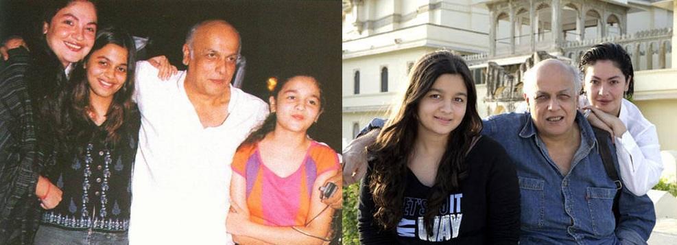 Alia Bhatt and pooja