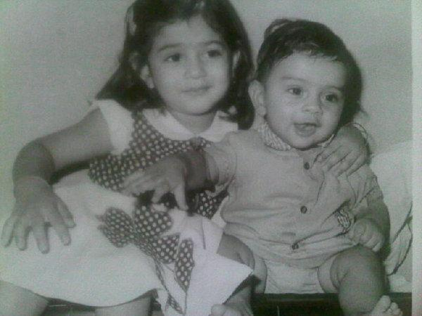 ameesha and ashmit baby pictures