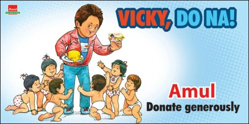 Amul Vicky Donor