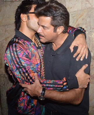 anil and ranveer