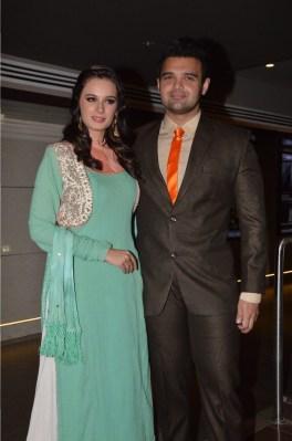 Evelyn Sharma and Mahakshay Chakraborthy