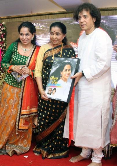 padma wadkar,asha bhosle & zakir hussain