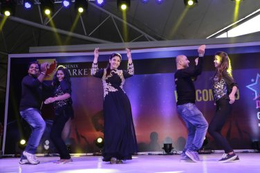 Raveena Tandon Performing 3