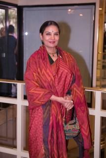 Shabana Azmi - (Photo Credit Javed Mohamed)