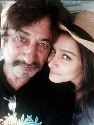 Shraddha & Shakti Kapoor