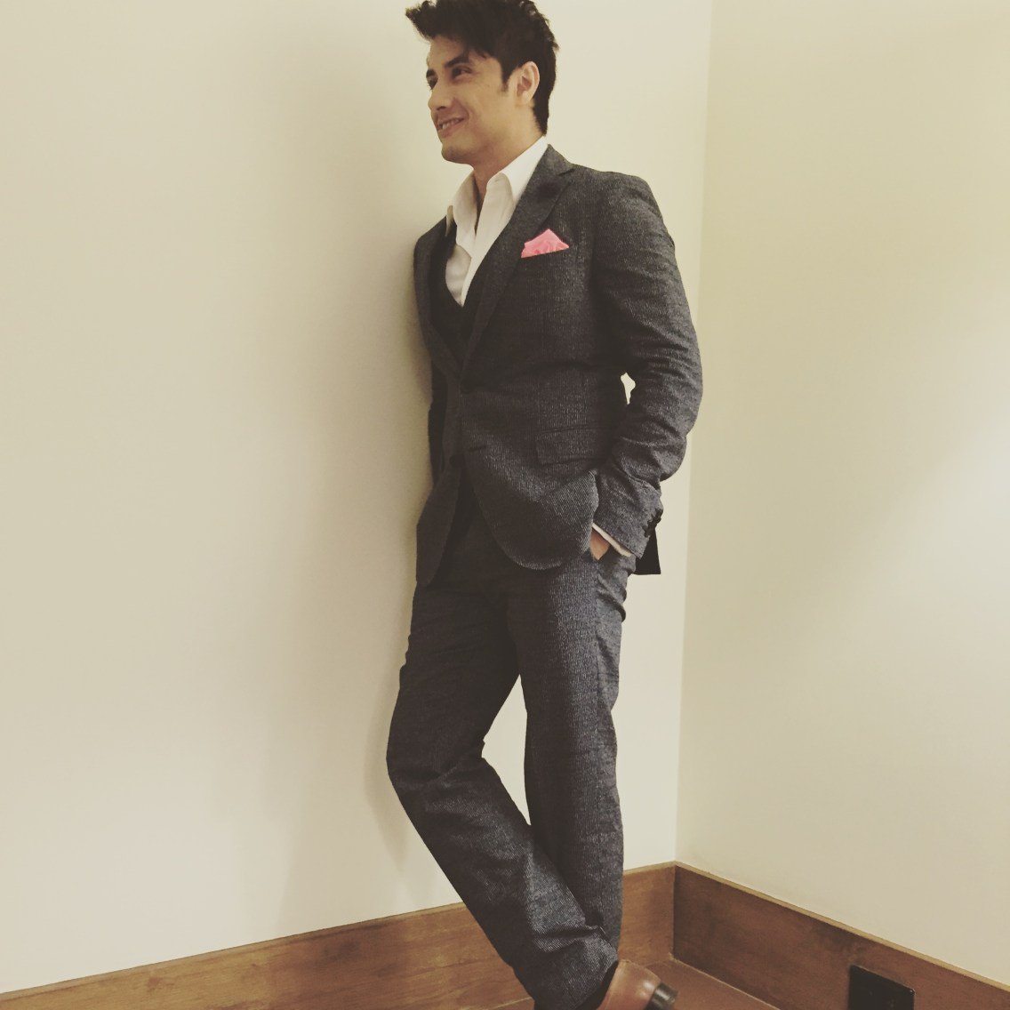 Ali Zafar wins 'Delhi's Most Stylish Import Award' at HT Style Awards Delhi
