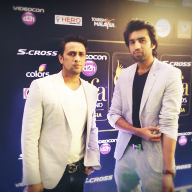IIFA Awards and Backstage Pictures