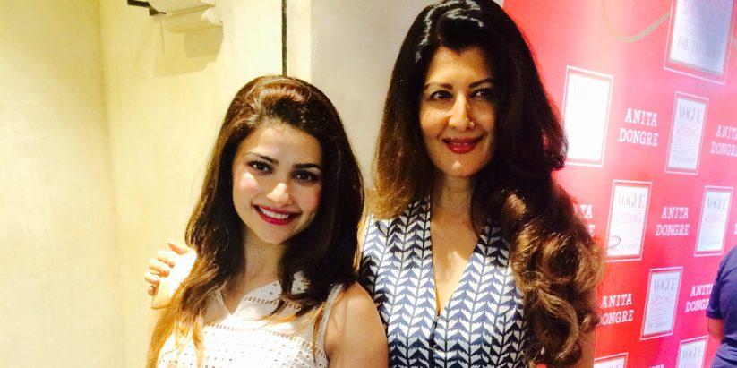 Prachi Desai with Sangeeta Bijlani (2)