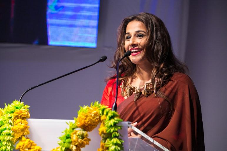 Vidya Balan at the IFFM