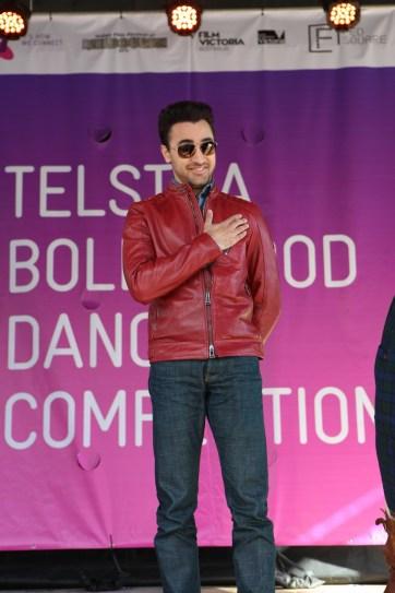 Bollywood Dance compitation at IFFM 2015 3