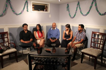 Teaser Launch Event, July 25, 2015 in New Jersey, USA