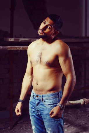 Boxing Champion Amir Khan for Pepe Jeans Pakistan (3)