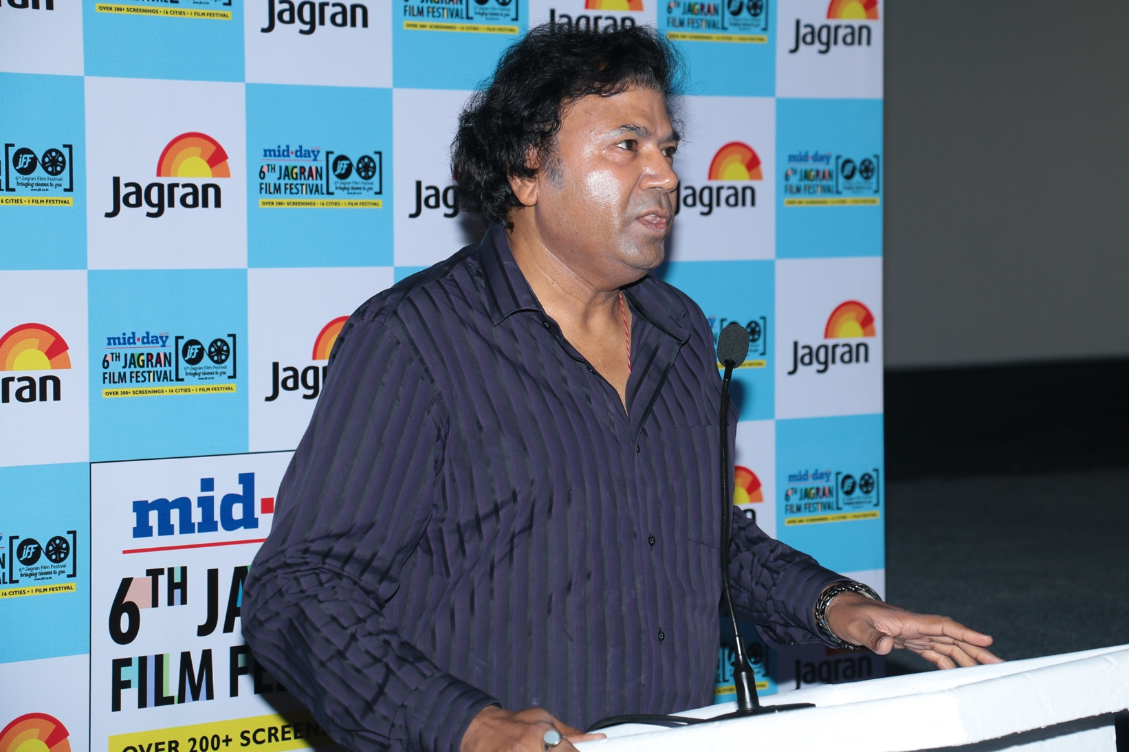 Mr. Manoj Srivastava (Strategic Consultant, Jagran Film Festival)