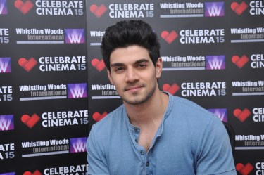 Sooraj Pancholi at Whistling Woods