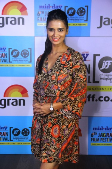 Meenaxi_Dixit_on Day 3 of Jagran Film Festival_1
