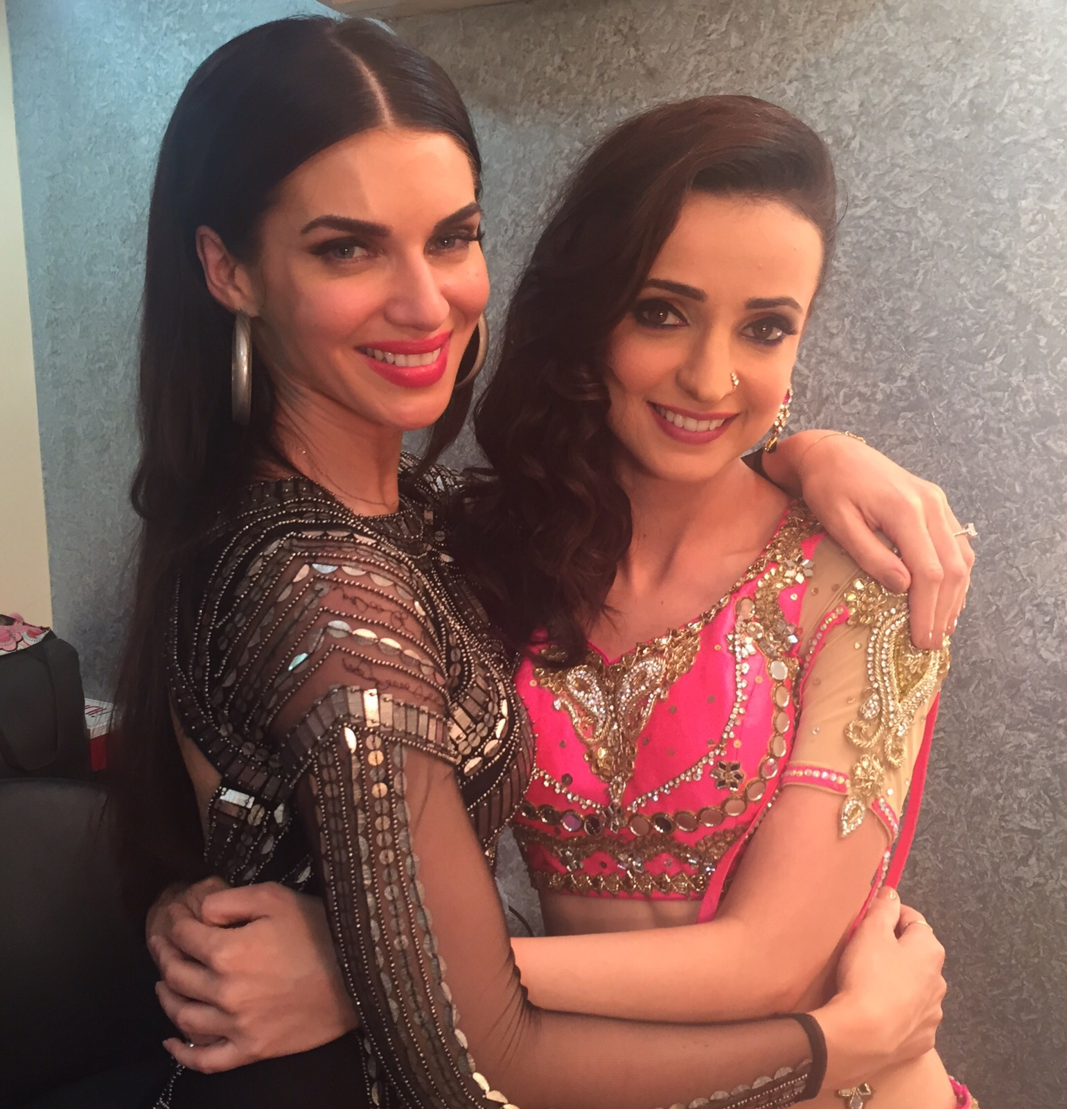 Scarlett and Sanaya - 2
