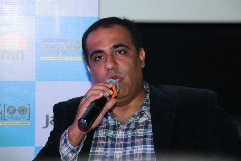 Utpal Acharya, Former CEO, Reliance Entertainment at Jagran Film Festival