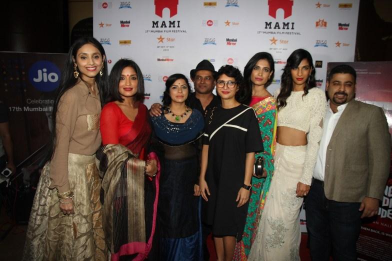 Pavleen Gujral, Sandhya Mridul, Rajshri Deshpande, Pan Nalin, Kiran Rao, Sarah Jane Dias, Anushka Manchanda