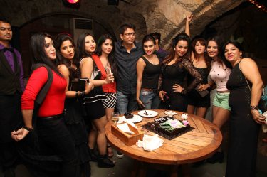 Anand Saxena Birthday Bash18