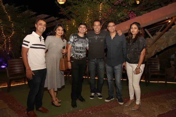 Anand Saxena Birthday Bash3