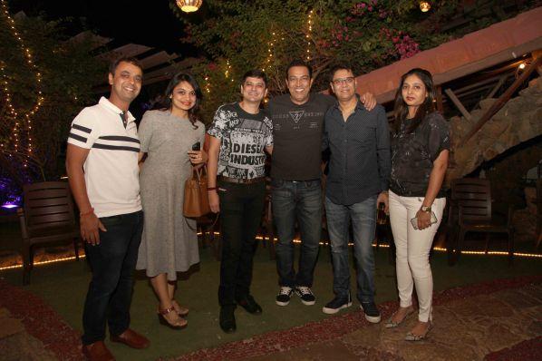 Anand Saxena Birthday Bash3