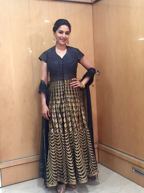 Madhuri Dixit in Rimple and Harpreet Narula