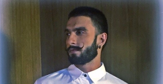 Ranveer Singh in Payal Khandwala