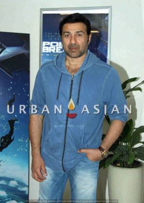 sunny deol at point break prescreening3