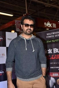 Bollywood Actor Harman Baweja at the launch of Quick Burn Plus, fat burner supplements at HyperCITY Malad