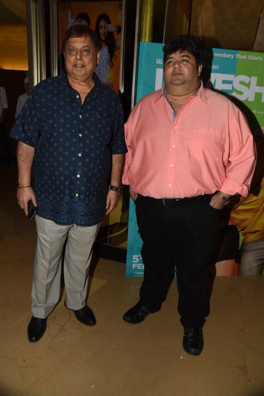 David Dhawan & Rajat Rawail