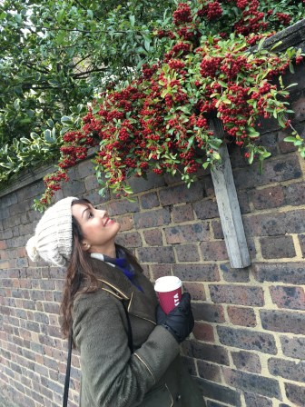 Nisha Rawal - London Diaries!