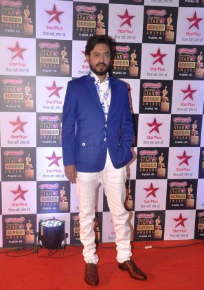 Irrfan Khan Screen Awards